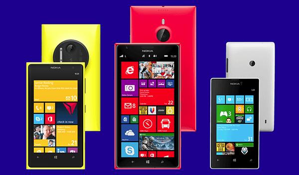 Lumia 520 1020 1520