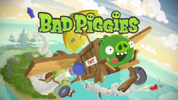 Bad Piggies для Windows Phone