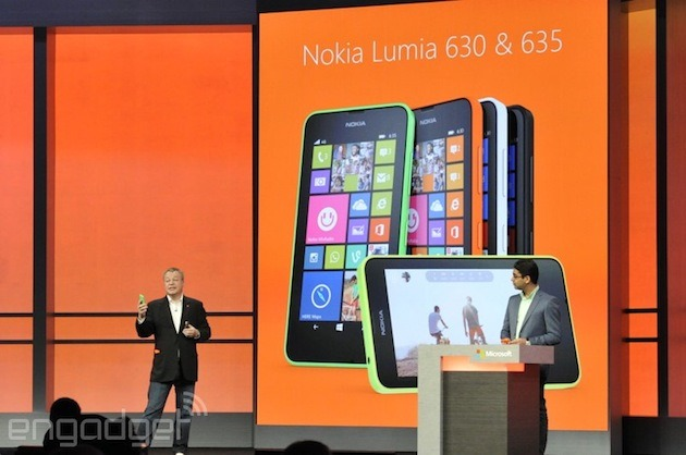 Nokia Lumia 630 и 635