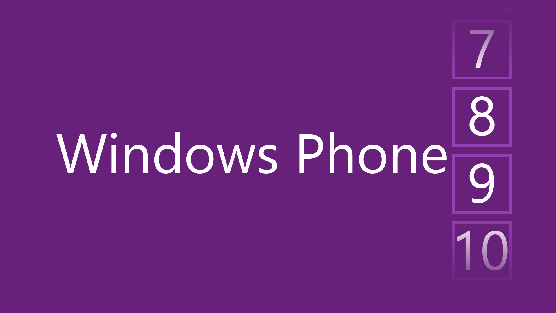 Windows Phone 8.2