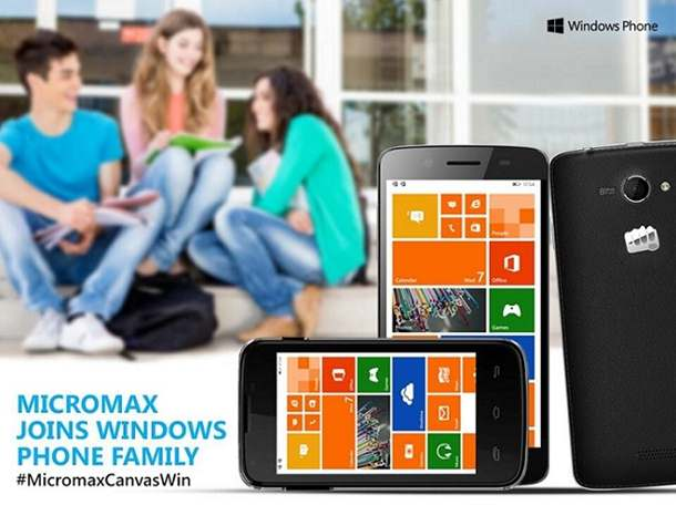 Micromax Canvas Win