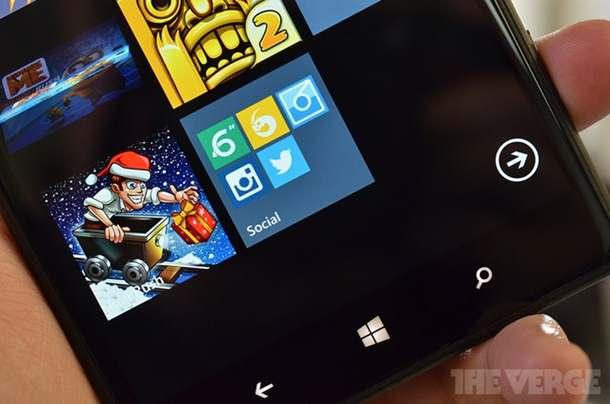 Nokia folders
