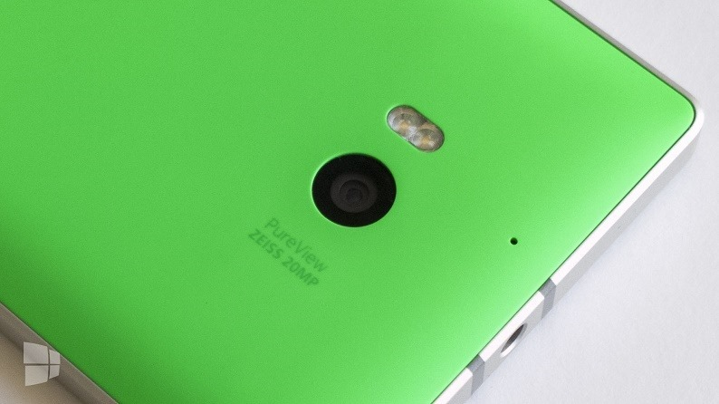 Nokia Lumia 930 Camera PureView
