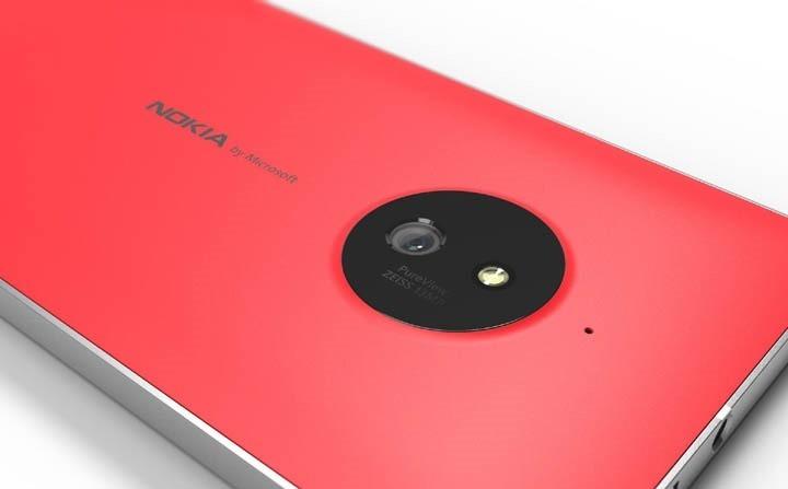Nokia Lumia 830 concept