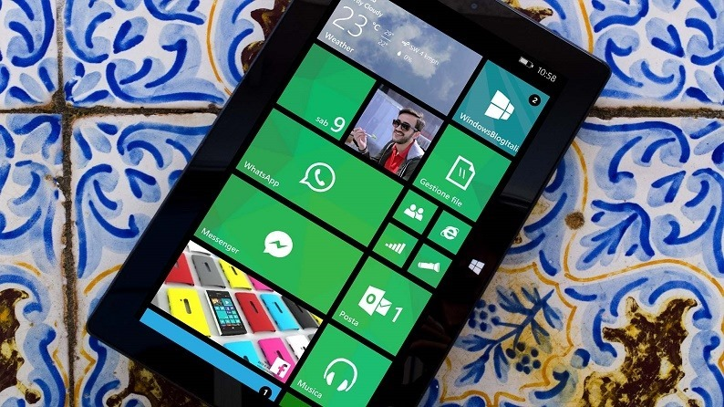 Tablet Windows Phone