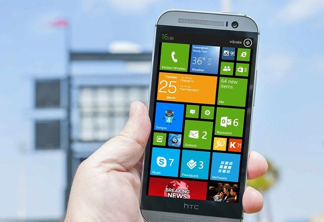 Windows Phone HTC One