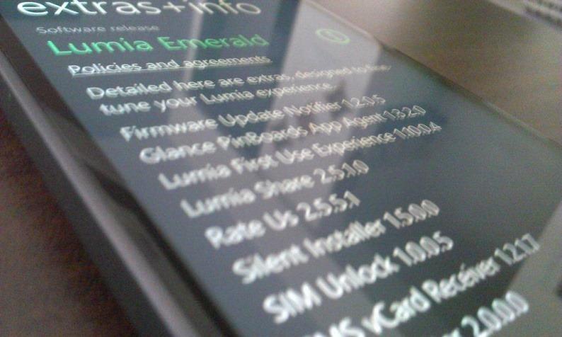 Nokia Lumia Emerald