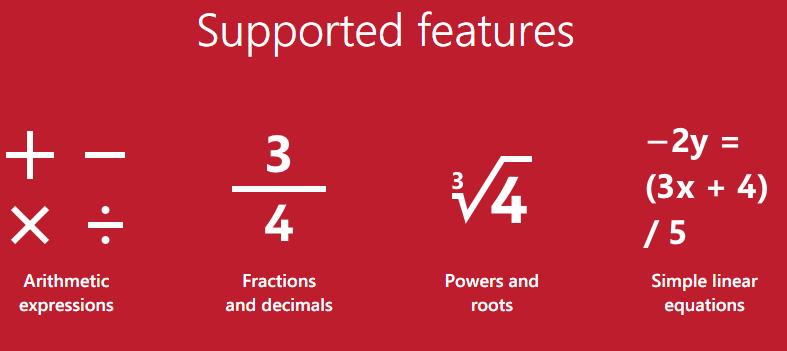 PhotoMath for Windows Phone