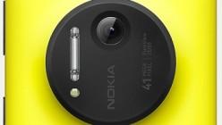 Желтый вариант Nokia Lumia 1020