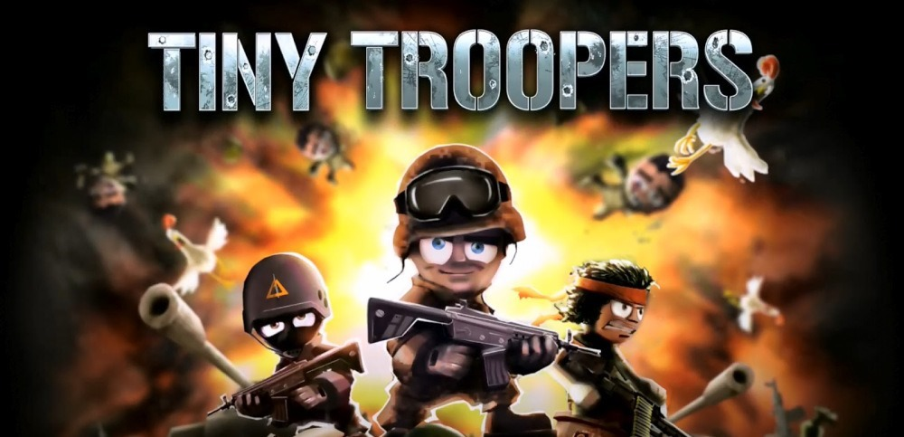 Tiny Troopers Windows Phone