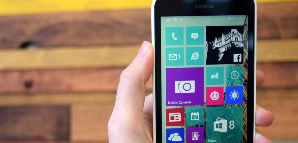 Windows 10 Lumia 635