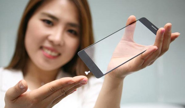 LG модуль без кнопок