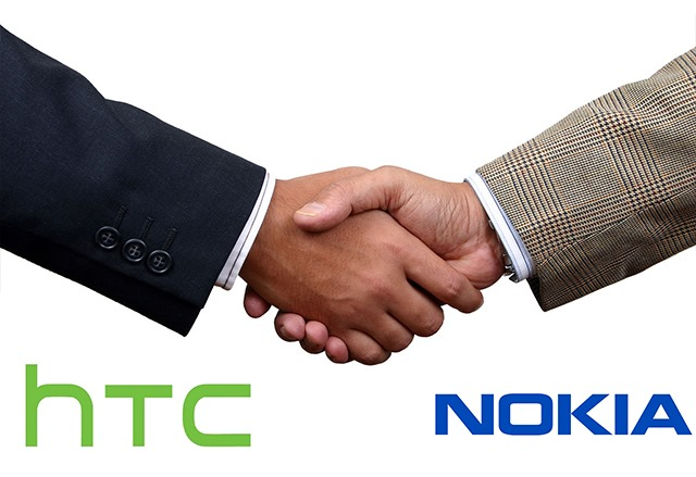 HTC and Nokia