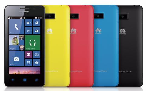 Huwaie Windows Phone