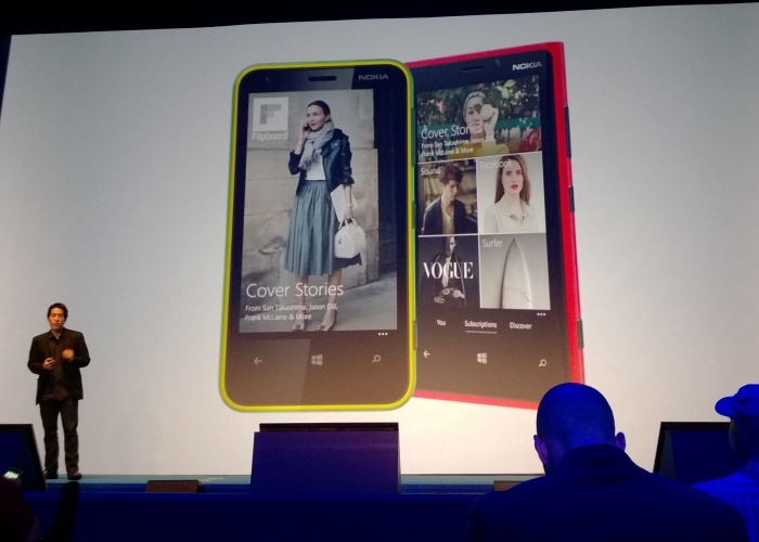 Flipboard для Windows Phone