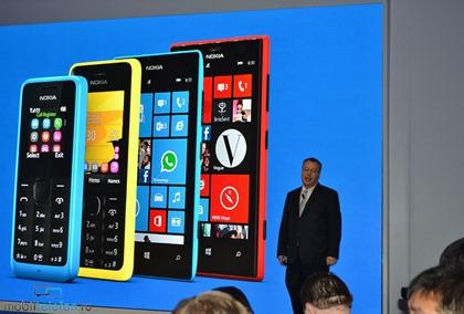 Nokia на MWC 2013