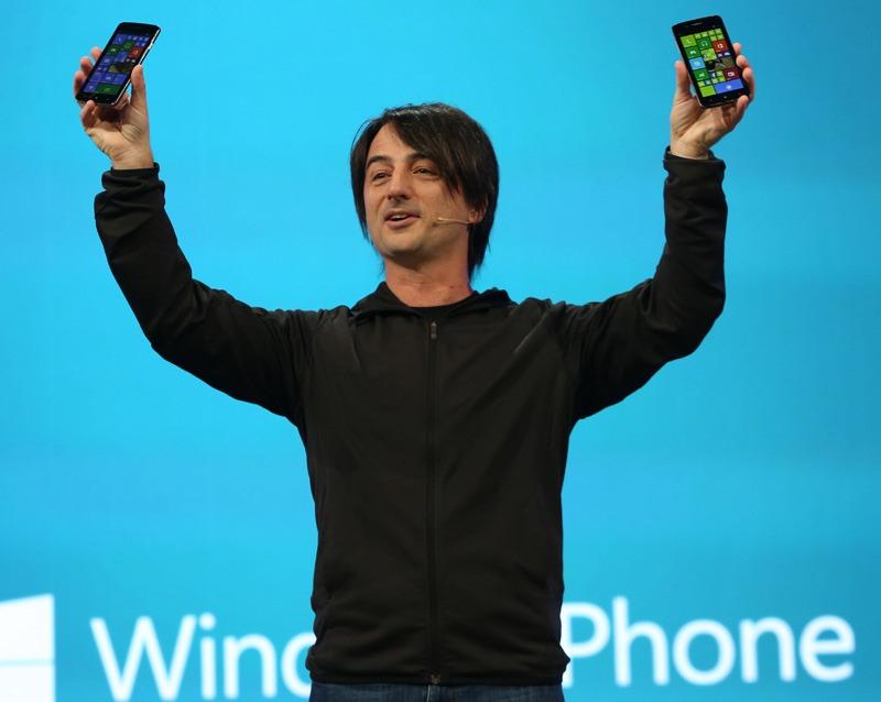 Prestigio с Windows Phone 8.1