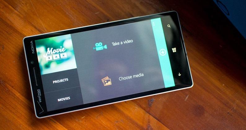 MovieJax для Windows Phone 8.1