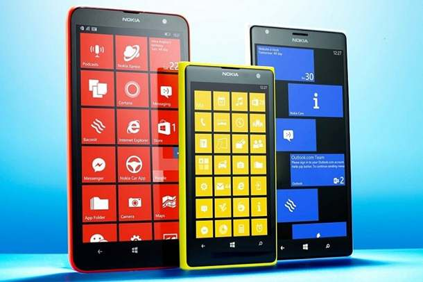 Nokia Lumia 1520 1320 1020