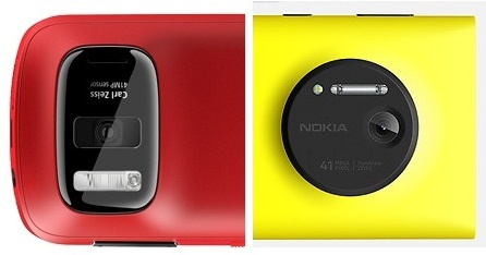 808 Lumia 1020 PureView