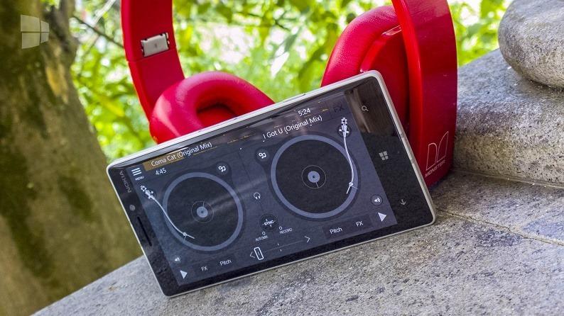 edjing для Windows Phone