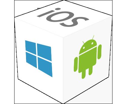 iOS Android Windows Phone
