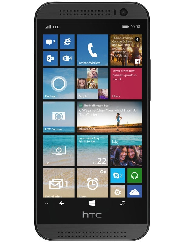 HTC One with Windows