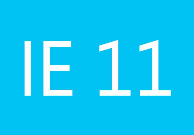 IE 11
