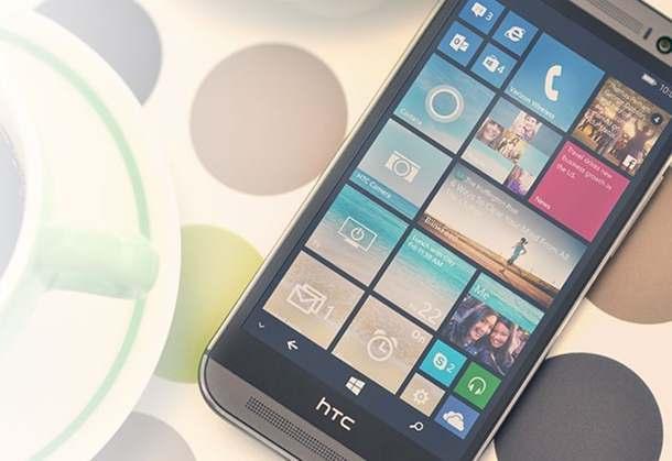 HTC One M8 с Windows Phone 8.1