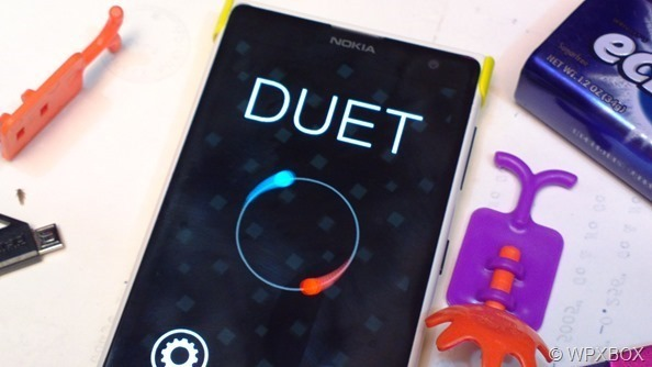 Duet Windows-Phone Game