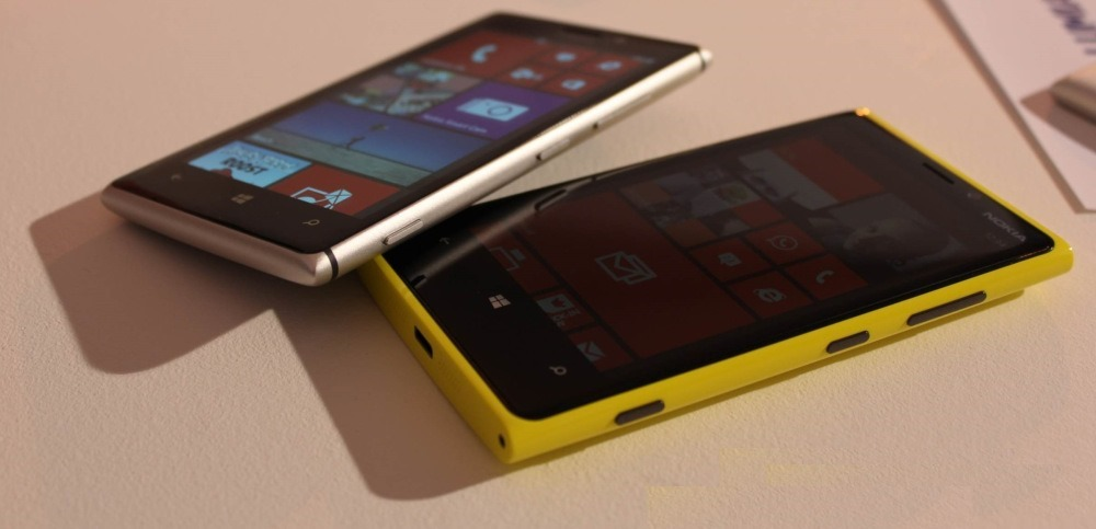 Nokia Lumia 925 and Nokia Lumia 1020