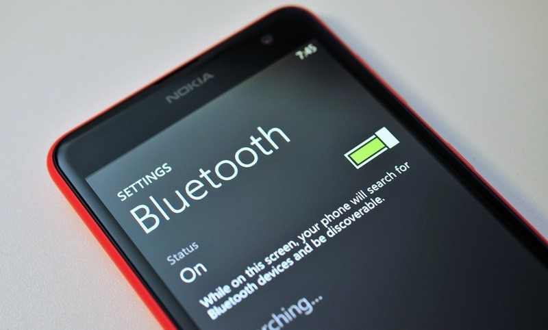 Bluetooth Lumia 625 Windows Phone