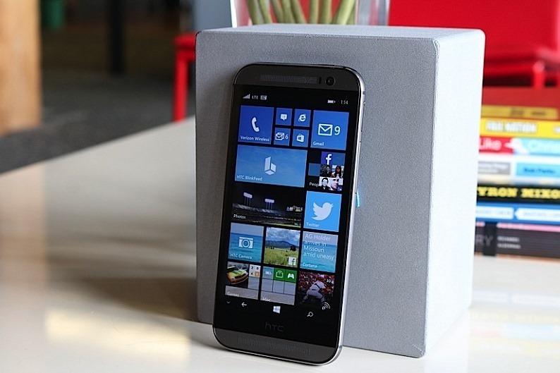 HTC One (M8) for Windows