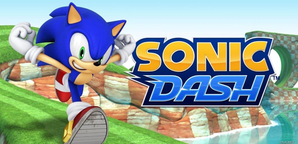 Sonic Dash Windows Phone
