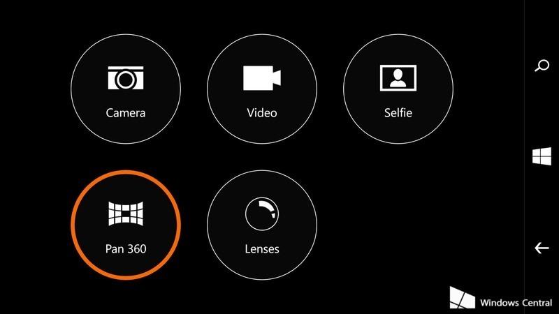 HTC Camera Pan 360