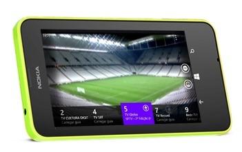 Lumia 630 Brazil DTV