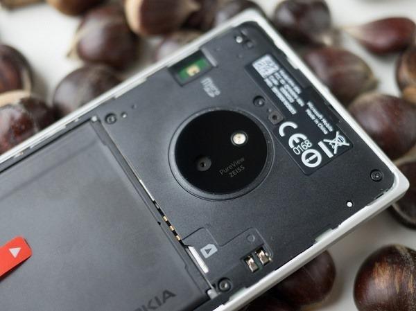 Lumia 830 White